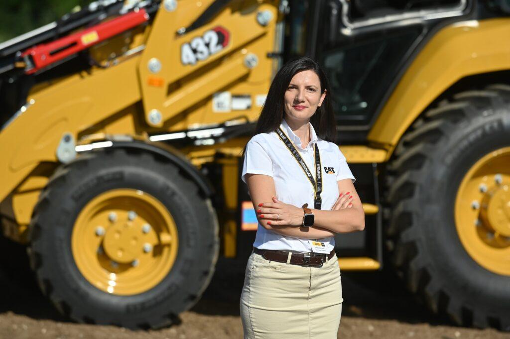 Irina Dragan, Products Marketing Manager Bergerat Monnoyeur